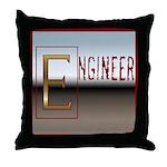 Engineer 2 Throw Pillow