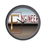 Engineer 2 Wall Clock