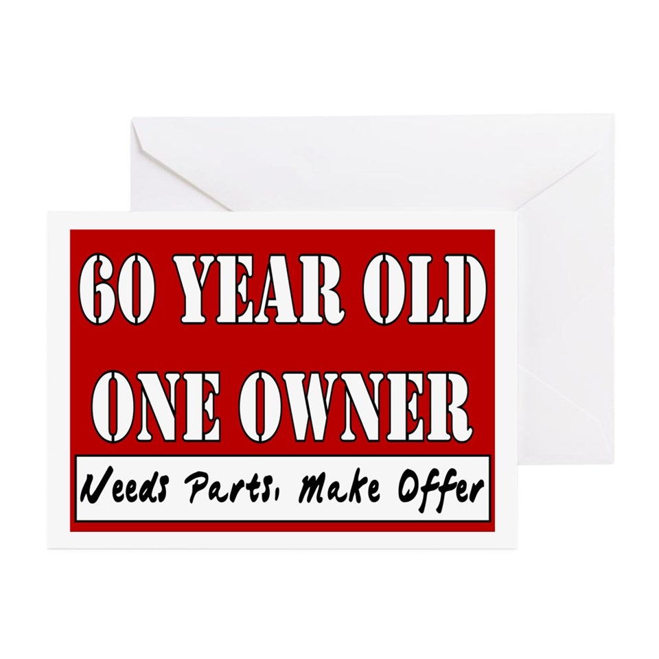 60Th Birthday Greeting Cards Buy
