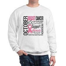 BreastCancerAwarenessMonth Sweatshirt