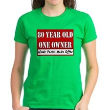 80th Birthday Tee