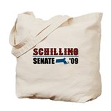 Schilling for Senate Tote Bag