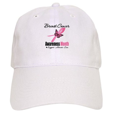 Breast Cancer Month Support Cap