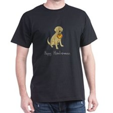 Happy Howl-o-ween T-Shirt
