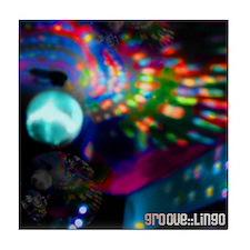Groove Lingo Tile Coaster