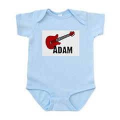 Guitar - Adam Infant Creeper