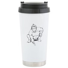 Sumo Ceramic Travel Mug