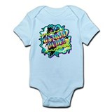 Gnarly Dude! Infant Bodysuit