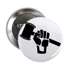 "Justice For Ecuador 2.25"" Button"