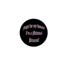 Fight for my honour! Mini Button (10 pack)
