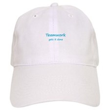 Cool Teamwork Baseball Cap