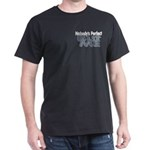 Nobody's Perfect Black T-Shirt