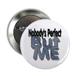 Perfect Man Button
