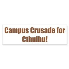 Campus Crusade for Cthulhu!