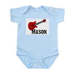 Guitar - Mason Infant Creeper