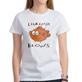 Leukemia Blows Tee