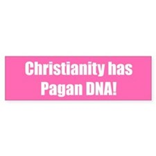 Christianity has Pagan DNA!