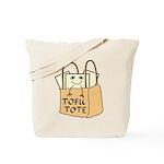 Funny Tofu Tote Tote Bag