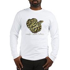 Long Sleeve T-Shirt - Jungle Carpet