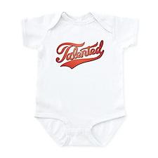 Talented Infant Bodysuit