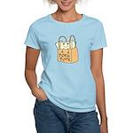 Funny Tofu Tote Women's Light T-Shirt