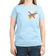 Spinning Colorguard T-Shirt