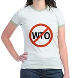 Say No to WTO  T