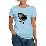 Turkey Weathervane Women's Light T-Shirt