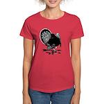 Turkey Weathervane Women's Dark T-Shirt