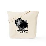 Turkey Weathervane Tote Bag