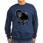 Turkey Weathervane Sweatshirt (dark)