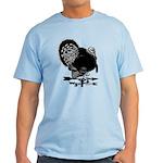 Turkey Weathervane Light T-Shirt