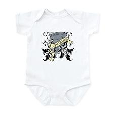 Storm Chasers Banner Infant Bodysuit