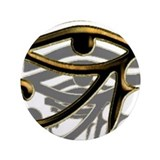 "Bastet 3.5"" Button (100 pack)"