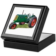 Cute Cropping Keepsake Box