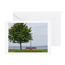 Sylvan Beach Park Greeting Cards (Pk of 10)