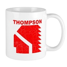 Thompson High Warriors Mug