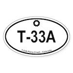 T-33A Plane Crash