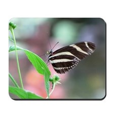 Helaine's Butterfly Mousepad