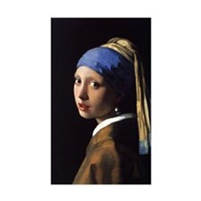 Vermeer Rectangle Decal