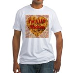 I'm A LUV Machine Fitted T-Shirt