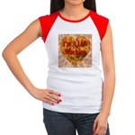 I'm A LUV Machine Women's Cap Sleeve T-Shirt