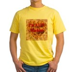I'm A LUV Machine Yellow T-Shirt