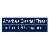 America's Greatest Threat