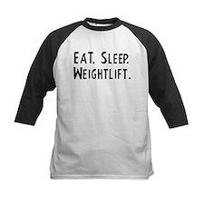 Eat, Sleep, Weightlift Tee