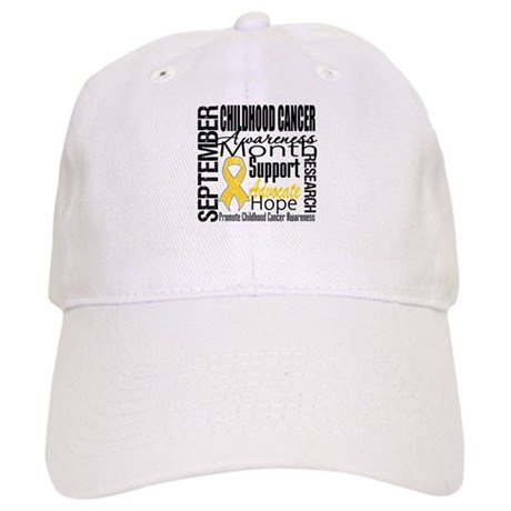 Childhood Cancer Month v4 Cap