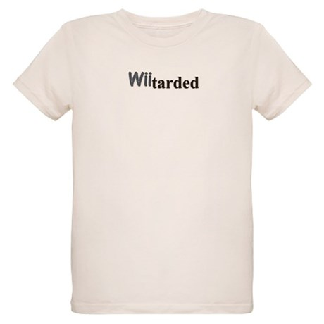 wiitarded Organic Kids T-Shirt