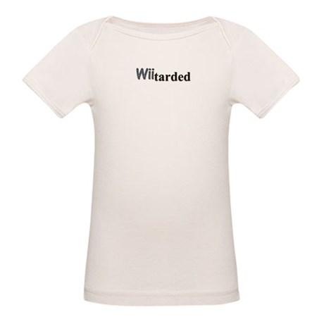 wiitarded Organic Baby T-Shirt
