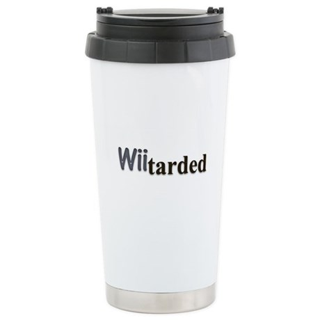 wiitarded Ceramic Travel Mug