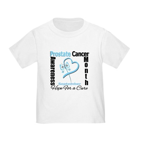 Prostate Cancer Month v2 Toddler T-Shirt